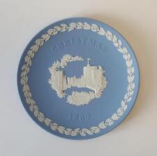 Wedgewood Jasperware Christmas Plates, Set of 20 (1969-1988)