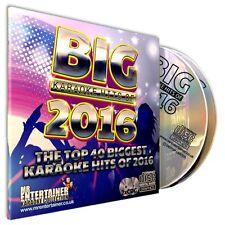 Pop Mr Entertainer Karaoke-CDGs & -DVDs