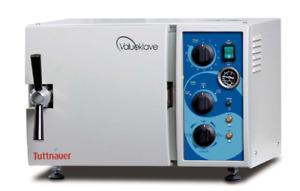 Tuttnauer 1730 Valueklave Manual Autoclave - NEW - 1 Year Warranty!