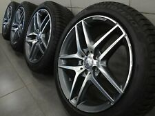 19 Inch Winter Tyres Mercedes S-class AMG W222 C217 A2224010000 Rims