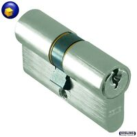 45//50 ABUS Wavy Line Pro profile cylinder Lock Cylinder Knob Cylinder Drill Protection