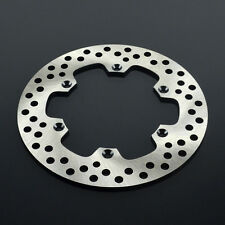 Motorcycle Rear Brake Disc Rotor Steel For SUZUKI RM125 RM250 RMX250 DRZ400E/S