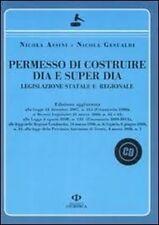 PERMESSO DI COSTRUIRE DIA E SUPER DIA - N.Assini e N.Gesualdi   Nuovo