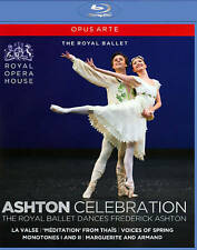 The Royal Ballet: Ashton Celebration (Blu-ray Disc, 2013)