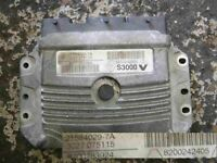 Renault Megane 2002-2008 1.6 16v ECU Engine Control Unit 8200242405 8200283924