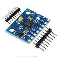 5PCS GY521 MPU-6050 6DOF 3 Axis Gyroscope+Accelerometer Module for Arduino TOP
