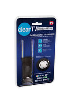 Clear Premium HDTV Mini Mobile Digital Indoor Antenna Cable SEND OFFERS!FREE S&H