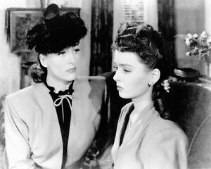 Joan Crawford and Ann Blyth Movie Photo [S266323] Size Choice
