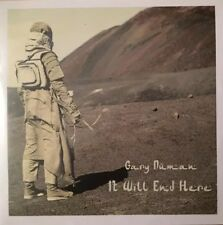 """GARY NUMAN """"IT WILL END HERE"""" NEW MINT UK 1 TRACK CD PROMO"""