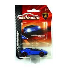 MAJORETTE 212053054 Lamborghini Aventador SV bleu-Lamborghini Série 1:64 Nouveau...