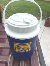 BS7 RARE VINTAGE GOTT ONE GALLON WATER JUG, MODEL 1504 Napa Advertising