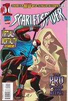 MARVEL COMIC SCARLET SPIDER #1 NM UNREAD #68748-3 BR1