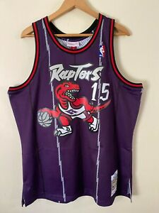 Vince Carter Hardwood Classic 98-99 Toronto Raptors Jersey