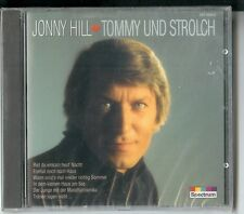 """JONNY HILL """"Tommy und Strolch"""" CD Spectrum - NEU & OVP"""
