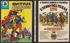 COLLANA ARALDO COMANDANTE MARK 134 SATAN L'IMPLACABILE - OTTOBRE 10/1977
