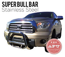 FITS 2001-2005 Toyota RAV 4 Stainless Steel Super Bull Bar Brush Guard