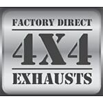 Factory Direct 4x4 Exhausts