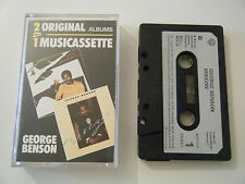 GEORGE BENSON BREEZIN' / IN FLIGHT 2 ALBUMS ON 1 CASSETTE TAPE WARNER BROS