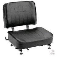UNIVERSAL FORKLIFT VINYL SEAT. HYSTER, TOYOTA, TCM, YALE,Caterpillar, Mitsubishi