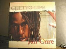 "JAH CURE ""GHETTO LIFE"" - LP"