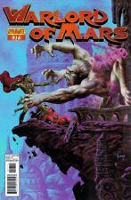 WARLORD OF MARS #17 COVER A Joe Jusko DYNAMITE COMICS 2012