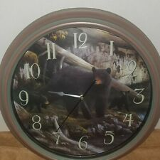 New Bear Clock battery operated