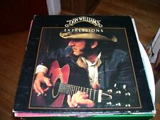 DON WILLIAMS-EXPRESSIONS-LP-VG+-ABC RECORDS-GATEFOLD