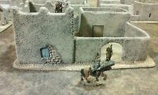 middle eastern wargame terrain ARABIAN BUILDING 28mm scenery,rpg,d d