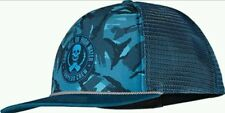 bbc0b62e301 Patagonia Men s Torpedo Crew Interstate Camo Mesh Back Trucker Hat Cap NWT