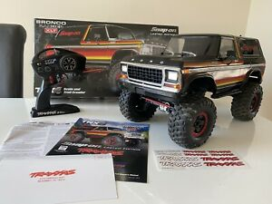 Traxxas Trx4 Ford Bronco Snap On Edition