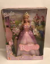 2001 Barbie Rapunzel Doll NRFB #55532