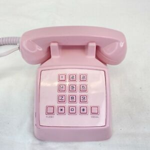 POTTERY BARN  Kids Mini Phone Pink Small Real Tested Working 2012