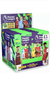 Panini Premier League 21/22 Adrenalyn XL Trading Card 70x Packs No Box
