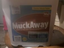 Muck-Away 4 lbs/ 8 Scoop Pellets - by AirMax EcoSystems