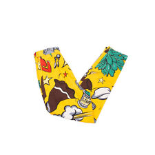 Vintage Moschino Cheap and Chic 90s Popeye Print Pants