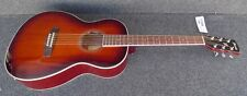 Ibanez PN12E-VMS Acoustic Electric Parlor Size Compact Guitar Mahagony Top