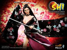 1/6 Phicen Shi Kimono Super Realista Sexy Femenina figura De Acción PL2014-71B-1