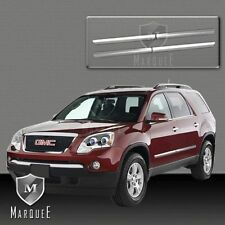 NEW 2008-2015 GMC traverse body side molding trim stainless steel