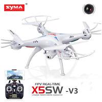 Syma X5SW-V3 Wifi FPV Explorers 2.4Ghz 4CH RC Quadcopter Drone with HD Camera