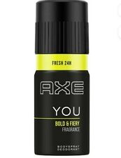 7 Axe Deodorant Body Spray type with Different Fragnances For Men(2 pcs each)