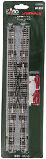 Kato N Scale UNITRACK 20-210 310mm Double Crossover Turnout WX310