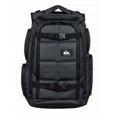 Quiksilver 25l Grenade Backpack School Surf Travel Bag - Eqybp03572 Black