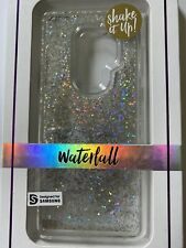 Case-Mate Waterfall Samsung Galaxy S9+ Cascading Liquid Glitter 2 -Piece