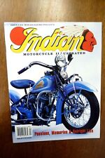 Indian Motorcycle Illustrated Magazine Spring 1994 FREE SHIPPING!
