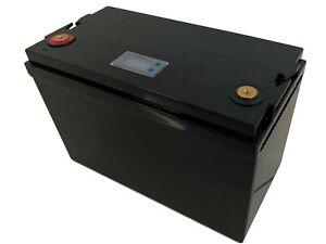 Batterie lithium LiFePO4 12V 100Ah