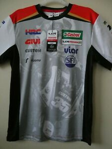 New Collectable Honda LCR Team Official Team Merchandise T-Shirt