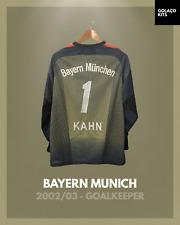 Bayern Munich 2002/03 - Goalkeeper - Oliver Kahn #1