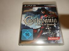 PlayStation 3 PS 3   Castlevania: Lords of Shadow