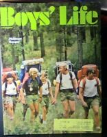 Boys' Life Magazine: February, 1975 Issue-BSA/Boy Scouts