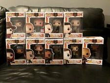 Funko Pop - The Walking Dead lot of 9! BRAND NEW! Includes Negan!